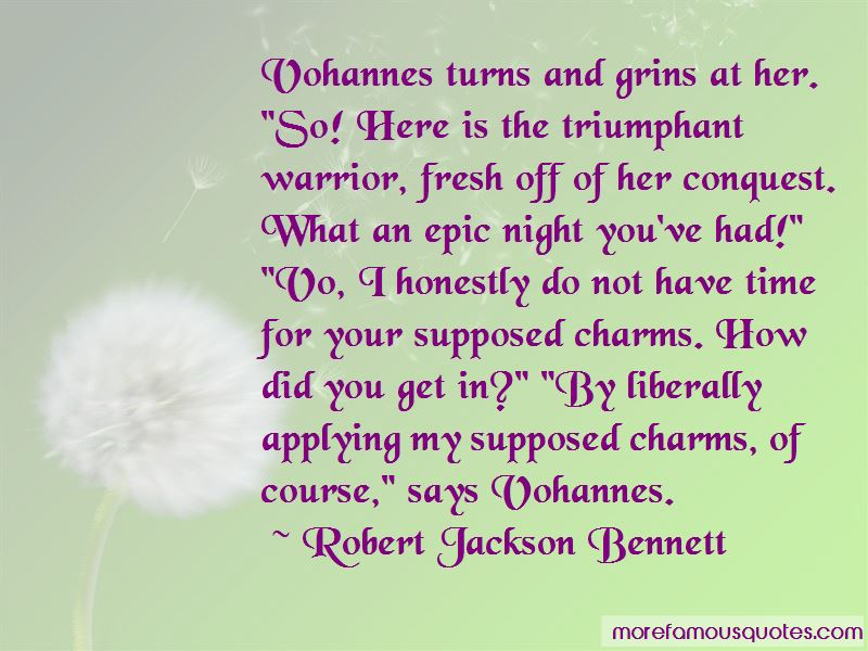 Quotes About Epic Night