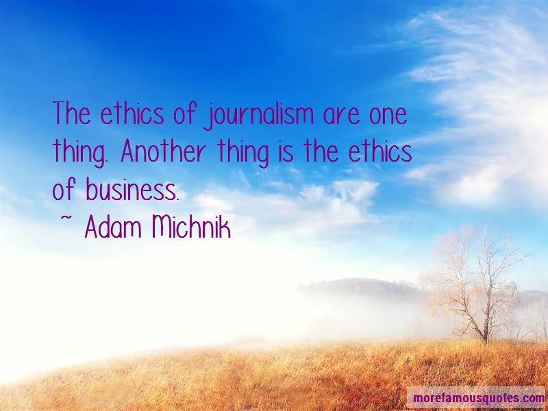 Ethics In Journalism Quotes Pictures 4