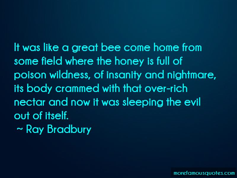 Evil And Insanity Quotes Pictures 4