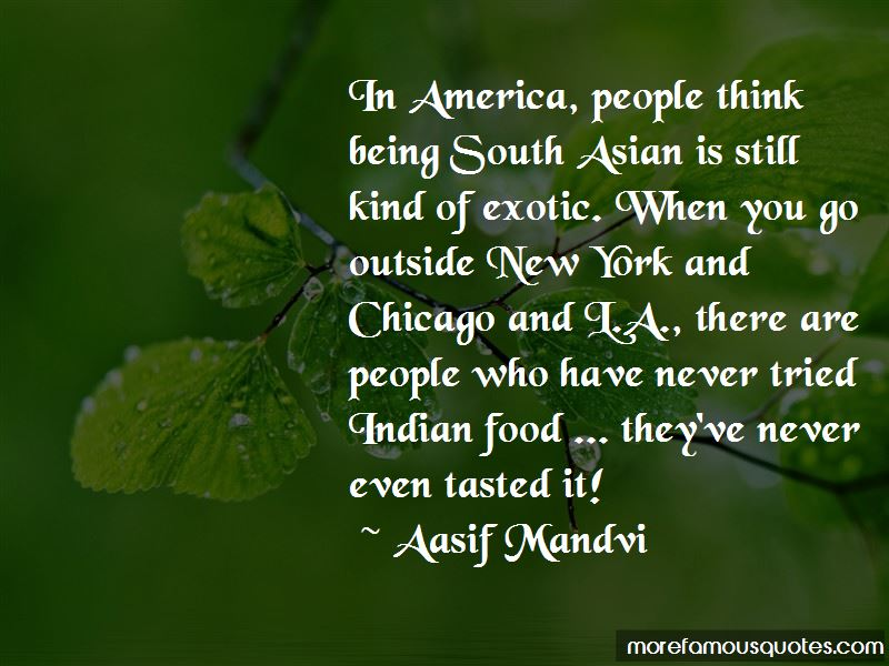 Exotic Food Quotes Pictures 2