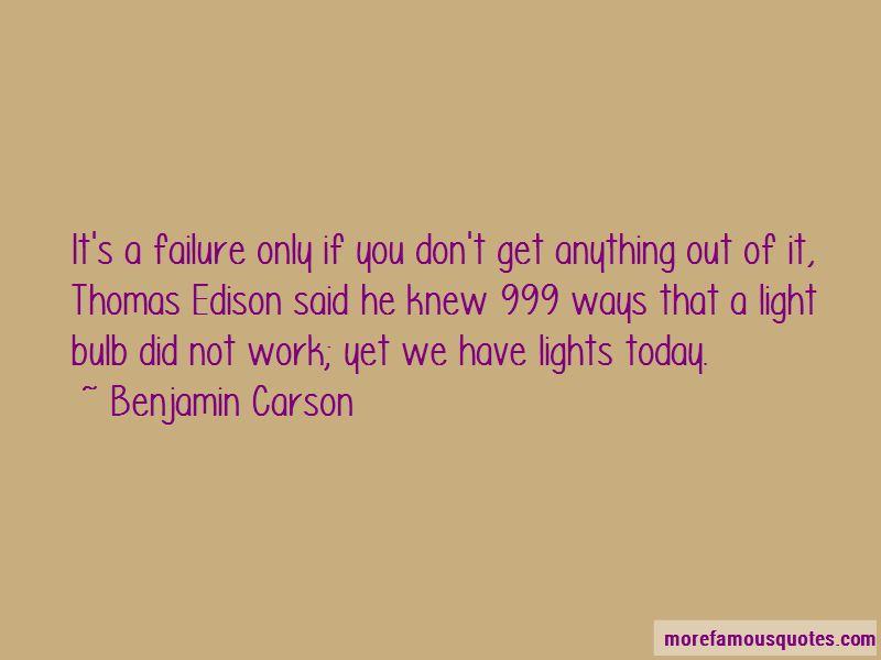 Failure Edison Quotes Pictures 3