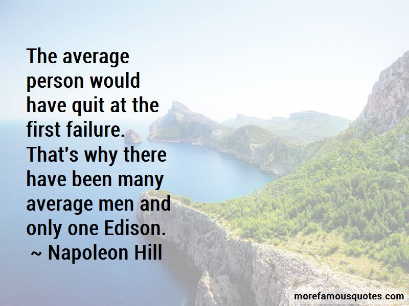 Quotes About Failure Edison