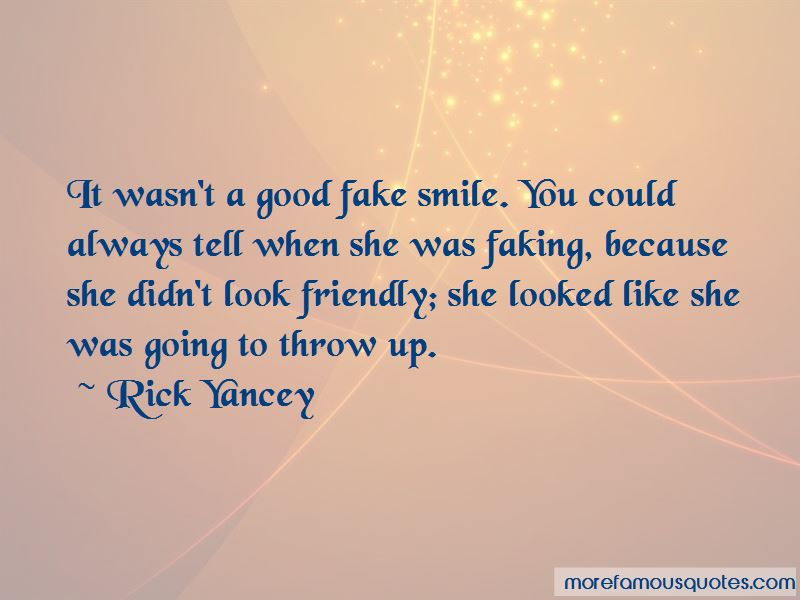 Faking A Smile Quotes Pictures 4