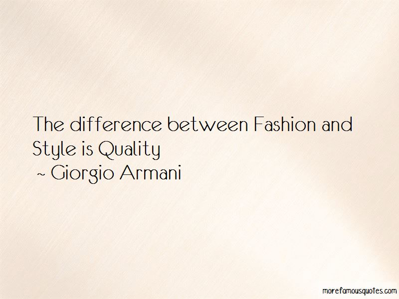 Fashion And Style Quotes Pictures 3