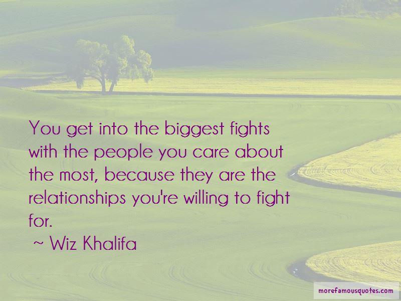 Quotes About Fights In Relationships
