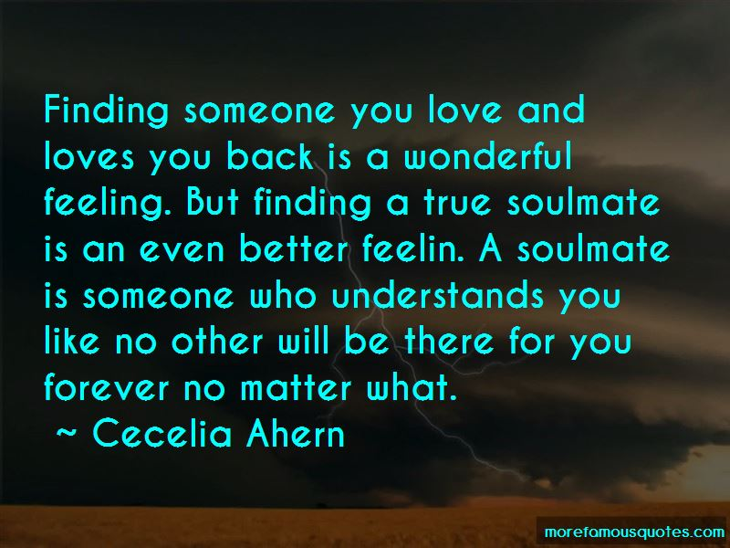 finding my soulmate quotes