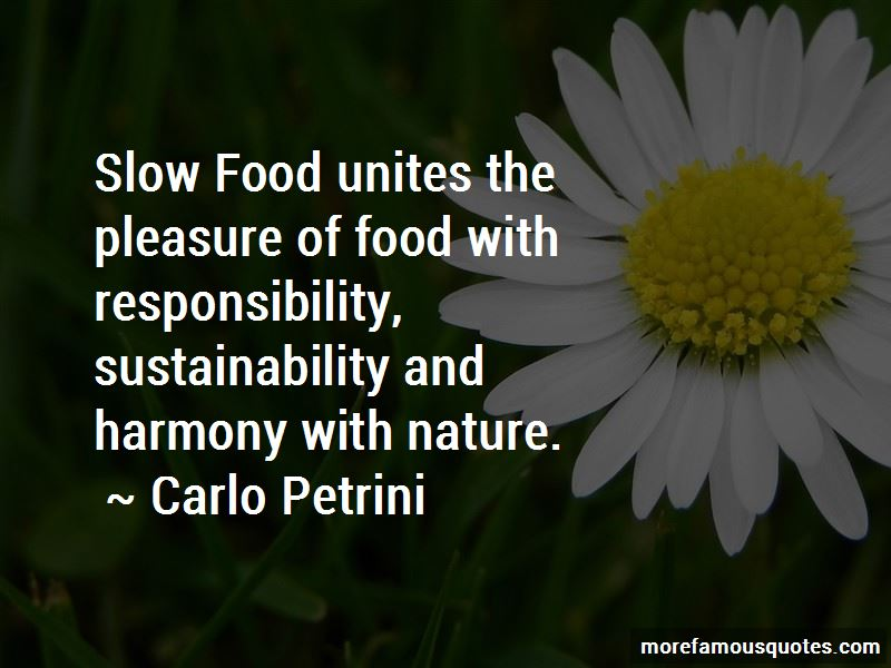 Food Sustainability Quotes Pictures 4