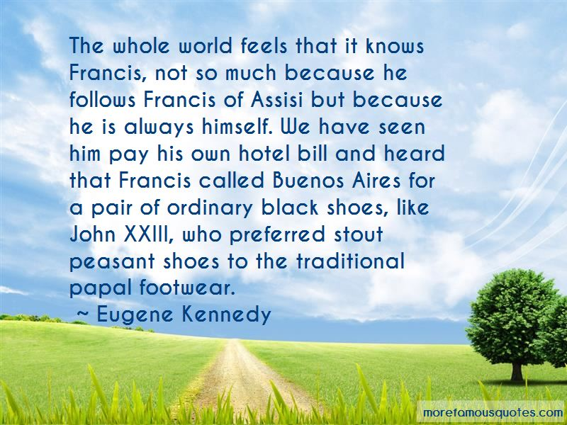 Quotes About Footwear