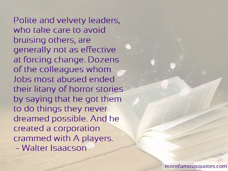 Quotes About Forcing Change