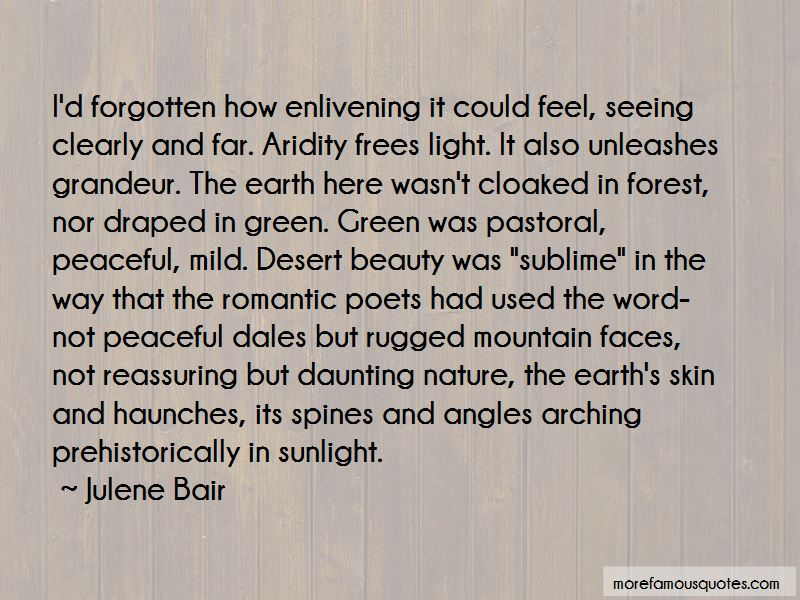 Quotes About Forest And Nature