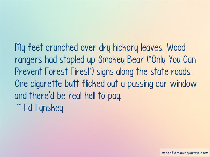 Forest Rangers Quotes Pictures 2