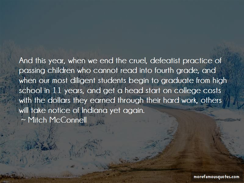 Quotes About Fourth Year College