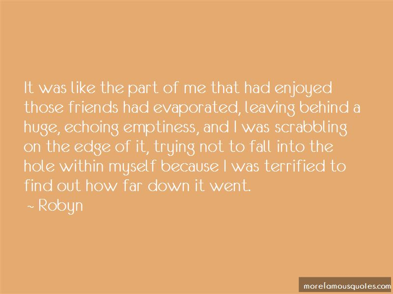 Quotes About Friends That Are Leaving