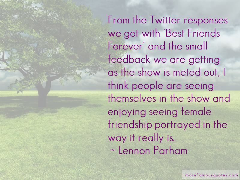 Friendship For Twitter Quotes Pictures 2