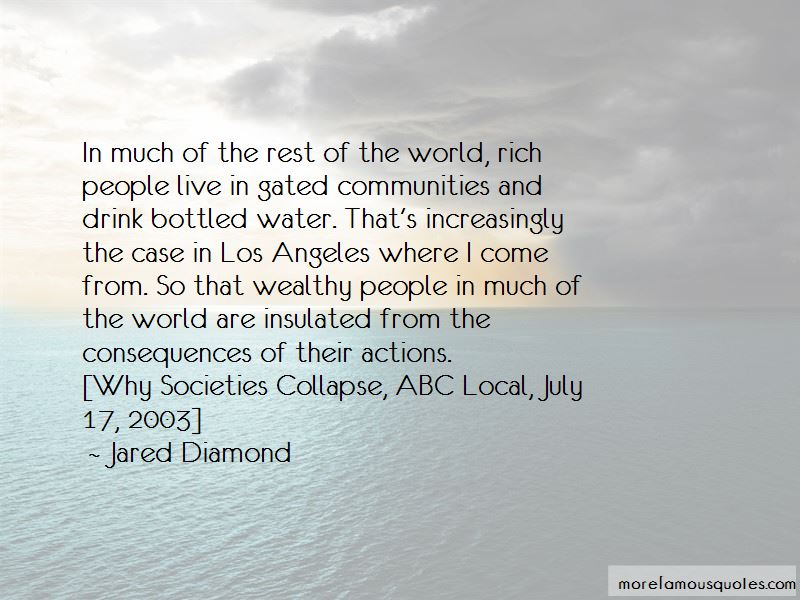 Quotes About Gated Communities