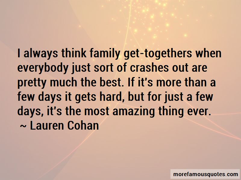 Get Togethers Quotes Pictures 3