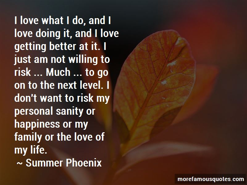 Quotes About Getting To The Next Level: top 6 Getting To The