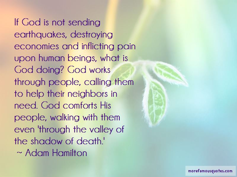 Quotes About God Sending Help