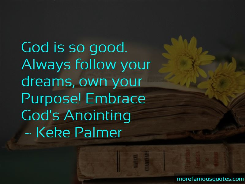 Quotes About God's Anointing