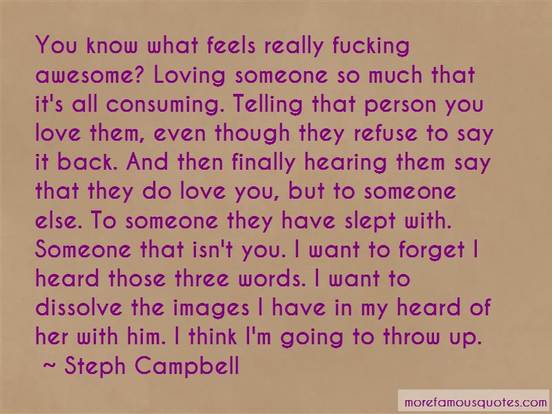 Quotes About Going Back To The Person You Love