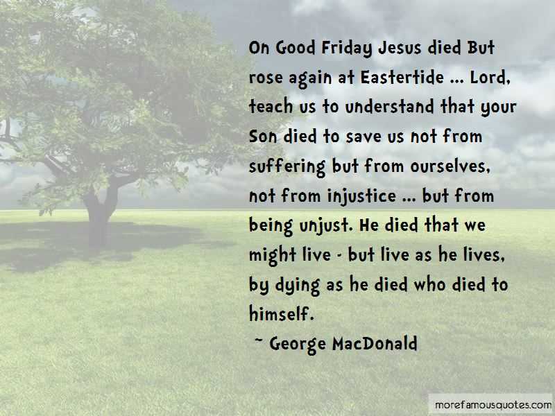 Quotes About Good Friday Jesus
