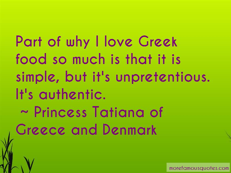 Quotes About Greek Food