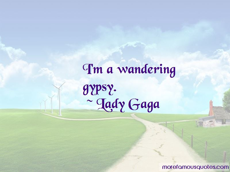 Gypsy Quotes Pictures 3