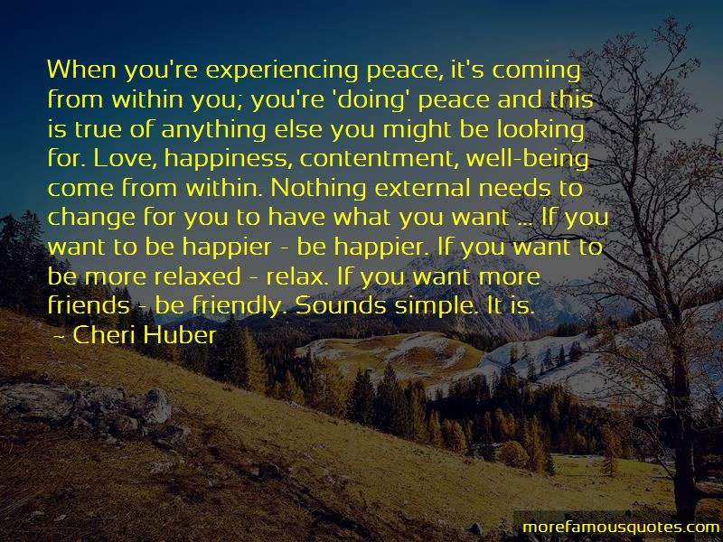 Happiness Being Simple Quotes Pictures 4