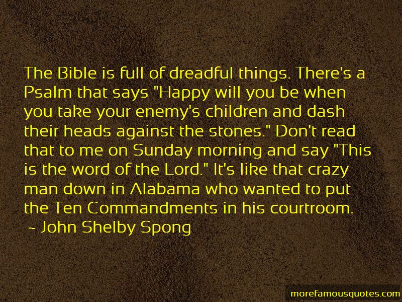 Quotes About Happy Sunday Morning