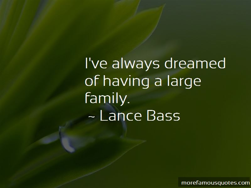 Having A Large Family Quotes Pictures 2