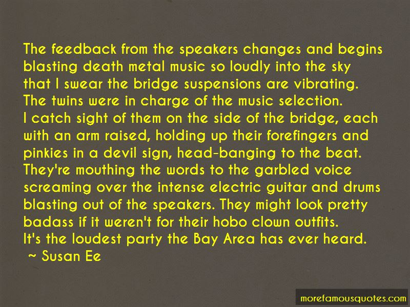 Quotes About Head Banging
