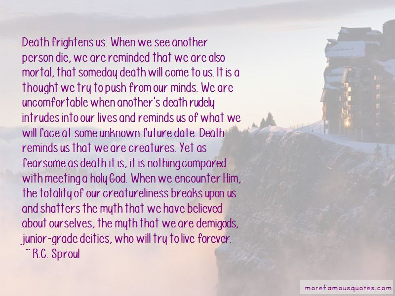 Quotes About Holy God