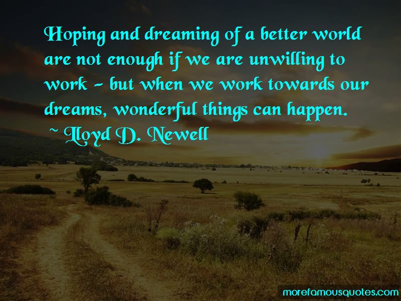 Hoping For A Better World Quotes Pictures 2