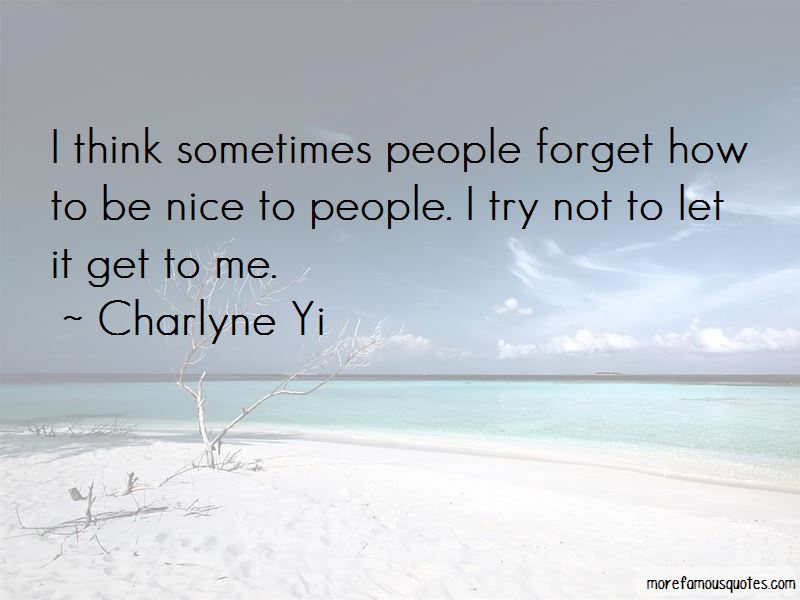 How To Be Nice Quotes Pictures 4