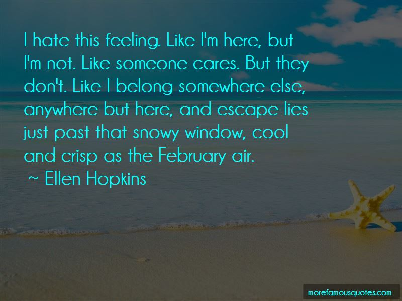 I Hate This Feeling Quotes Pictures 2