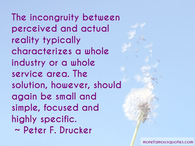 Quotes About Incongruity