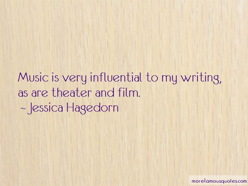 Quotes About Influential Music
