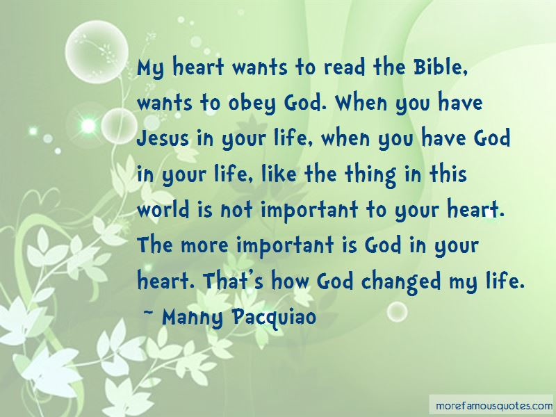 Jesus In Your Life Quotes Pictures 2