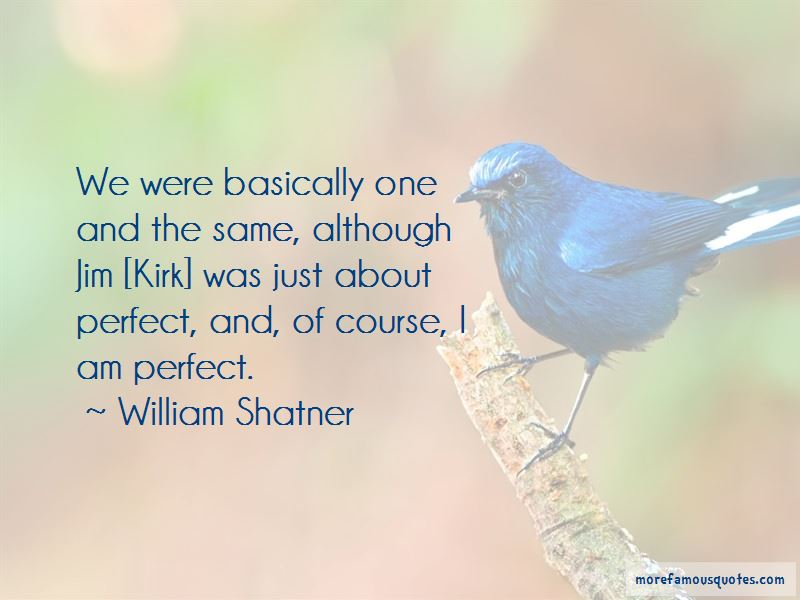 Quotes About Jim Kirk