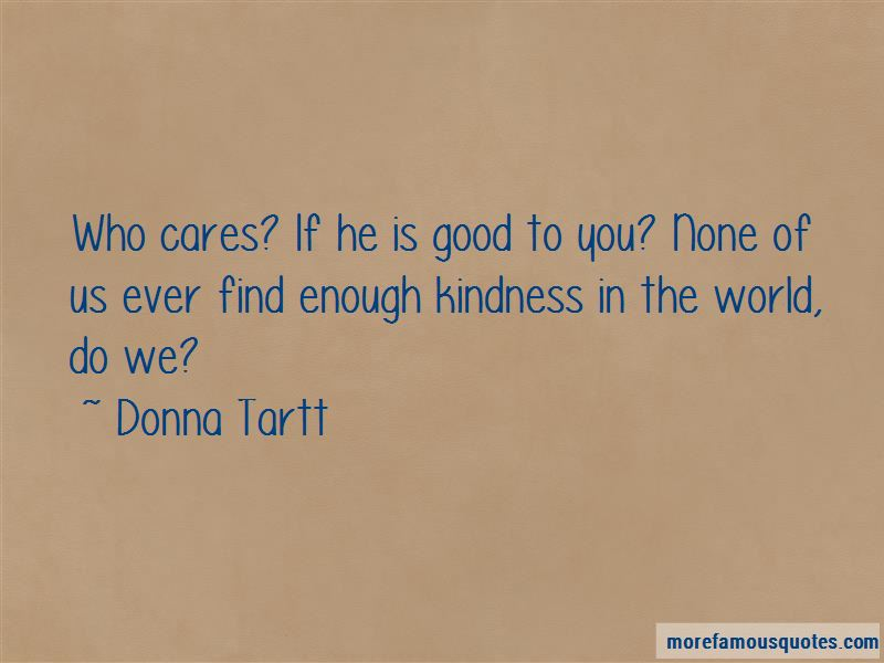Quotes About Kindness In The World