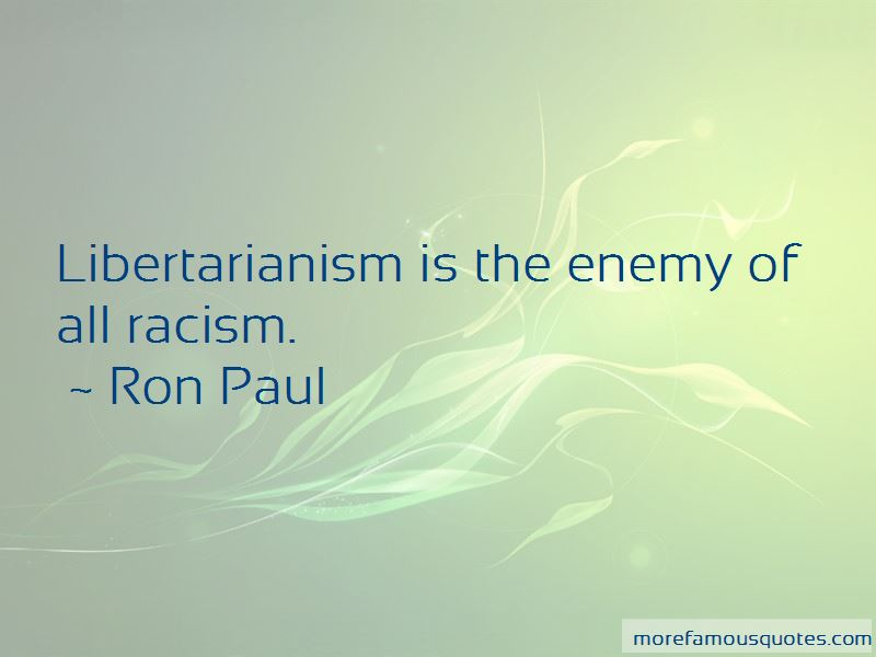 Quotes About Libertarianism