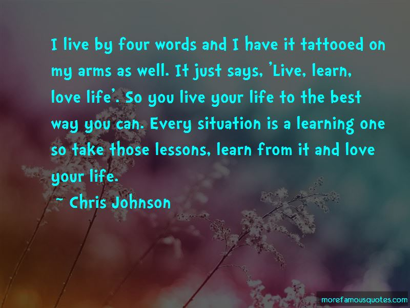 Quotes About Life Lessons In Love Top 60 Life Lessons In Love Magnificent Quotes About Love And Life Lessons