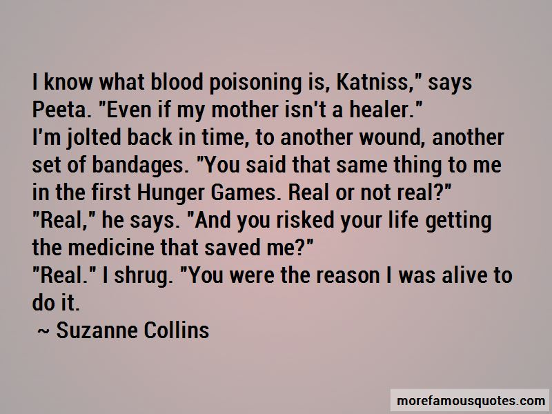 Quotes About Life The Hunger Games