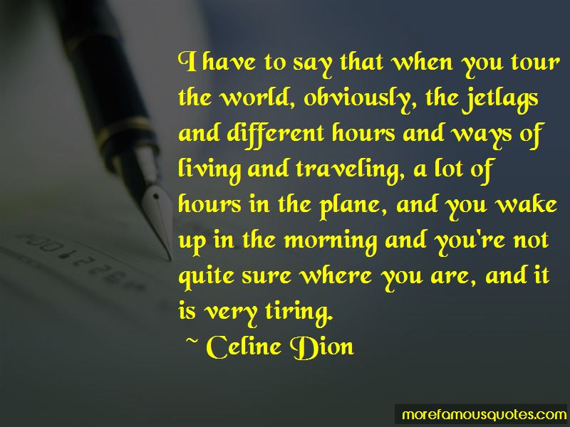 Quotes About Living And Traveling