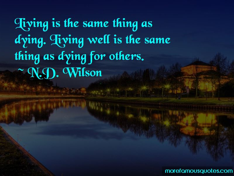 Living Well Quotes Pictures 4