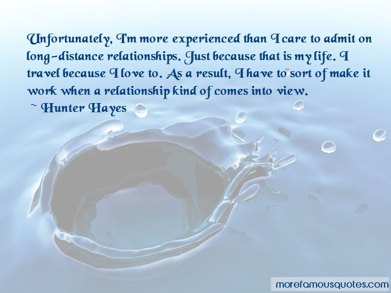 Quotes About Long Distance Relationships And Love: top 1