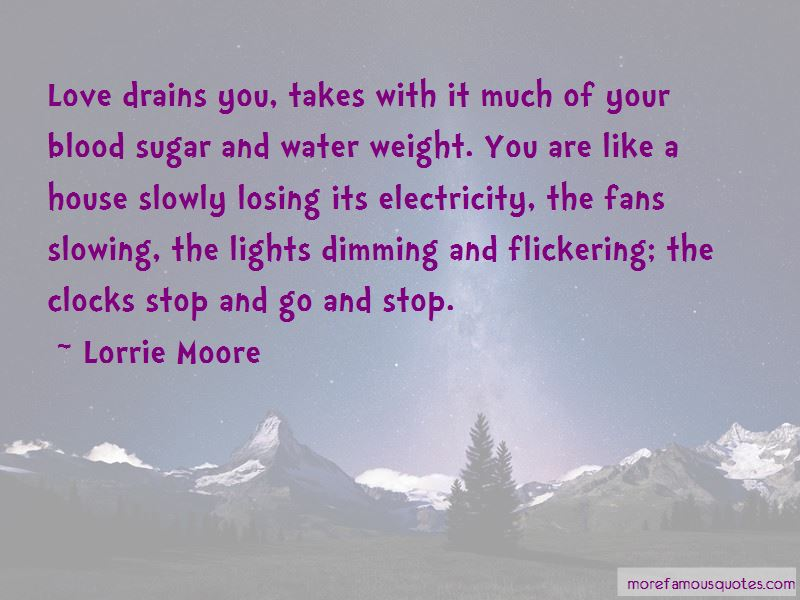 Losing Electricity Quotes Pictures 2