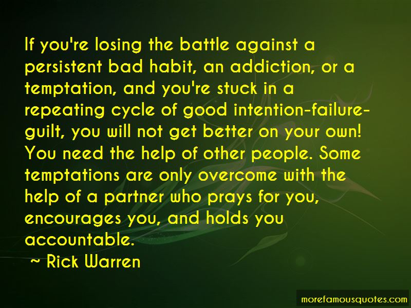 Losing The Battle Quotes Pictures 2