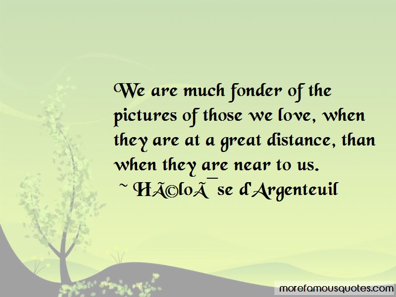Quotes About Love And Distance Pictures