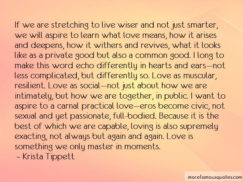 Quotes About Love Eros